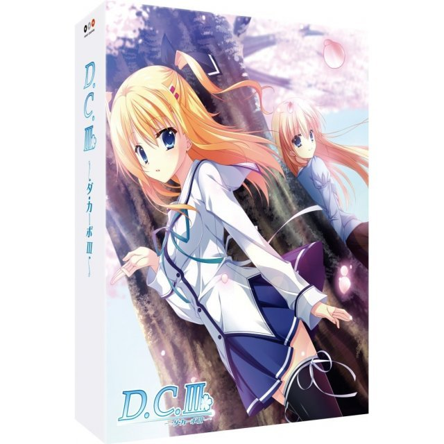 D.C.III Da Capo Blu-ray Disc Box [Limited Edition]