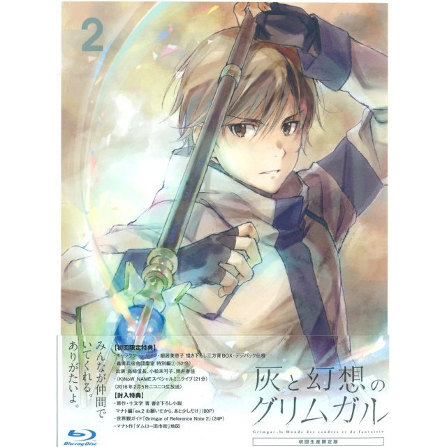 Grimgar Of Fantasy And Ash Vol.2