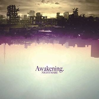 Awakening. [CD+DVD Type B]