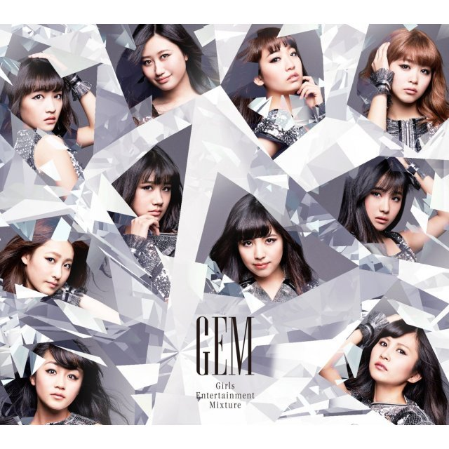 Girls Entertainment Mixture [2CD+Blu-ray Type A]