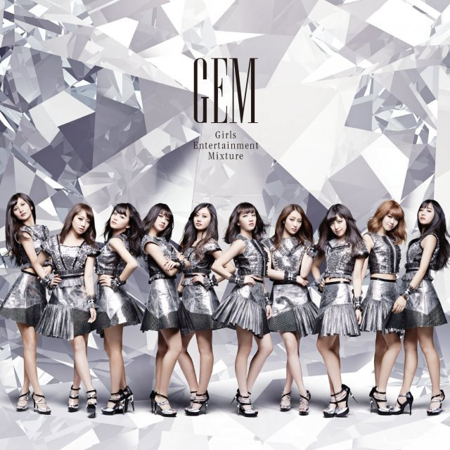 Girls Entertainment Mixture [2CD Type C]