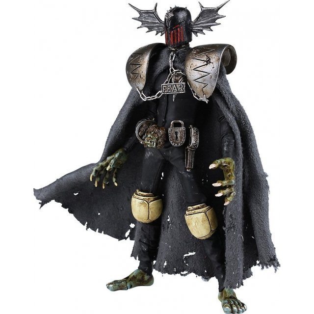 2000 AD 1/12 Scale Action Figure: Judge Fear