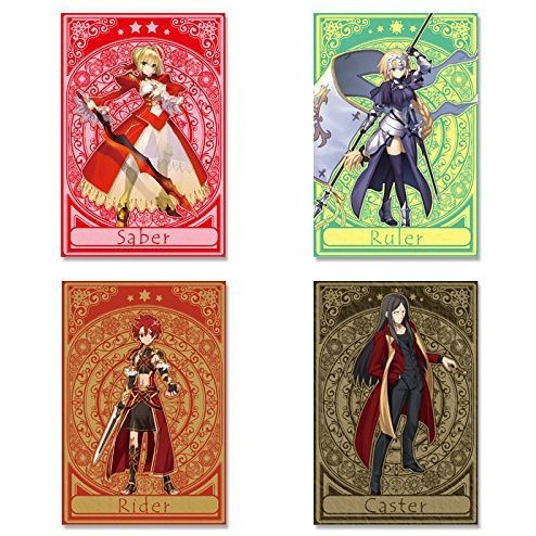 Fate/Grand Order Postcard Set Vol.2