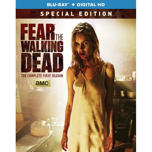 Fear the Walking Dead: The Complete First Season (Special Edition) [Blu-ray+Digital HD]