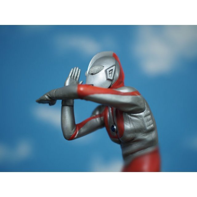 Middle Size Series First Limited Model Ultraman: Chapter 26 and 27 Episodes Kaiju Denka Toujou Ultraman