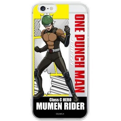 One-Punch Man iPhone6/6S Cover: License-less Rider PA-STD4120