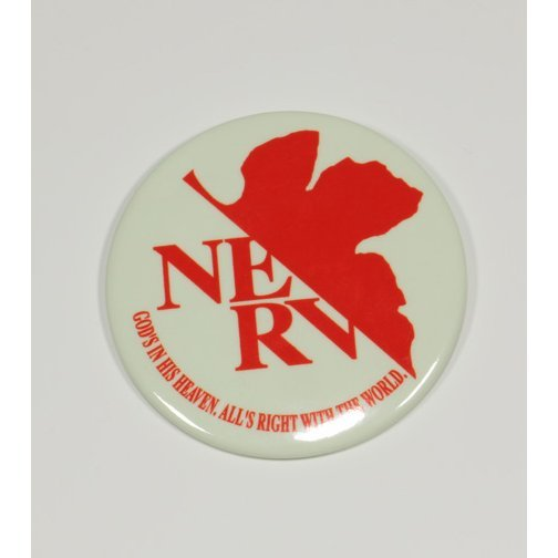 Rebuild of Evangelion Can Badge High Luminous NERV: A