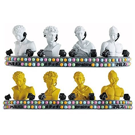 Sekkou Boys Idol Stage Figure (Set of 8 pieces)