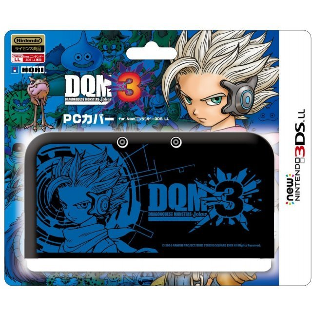 Dragon Quest Monsters: Joker 3 PC Cover for New 3DS LL