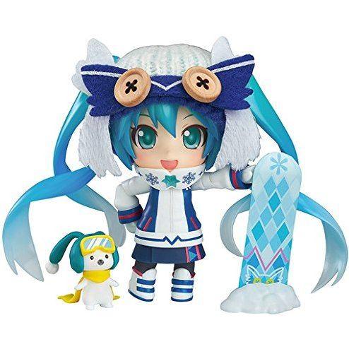 Nendoroid No. 570 Character Vocal Series 01 Hatsune Miku: Snow Miku Snow Owl Ver.