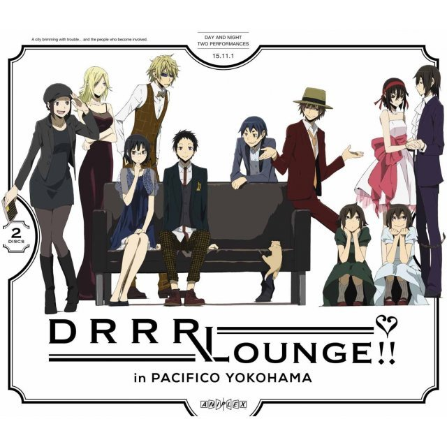 Durarara Lounge In Pacifico Yokohama