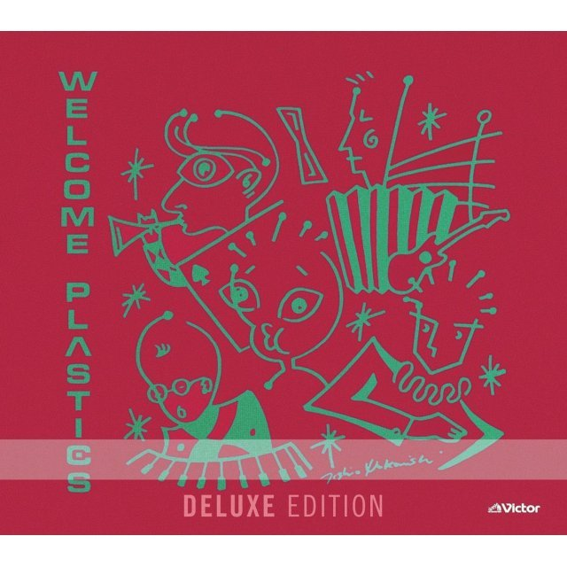 Welcome Plastics Deluxe Edition [2SHM-CD Limited Edition]
