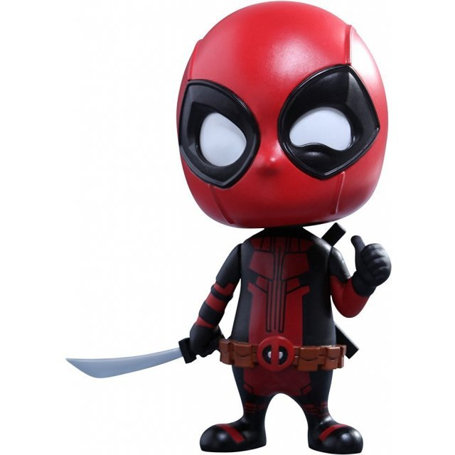 Deadpool 1/6 Scale Collectible Figure: Deadpool Cosbaby Bobble-Head