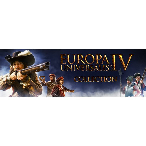 Europa Universalis IV Collection (Steam)