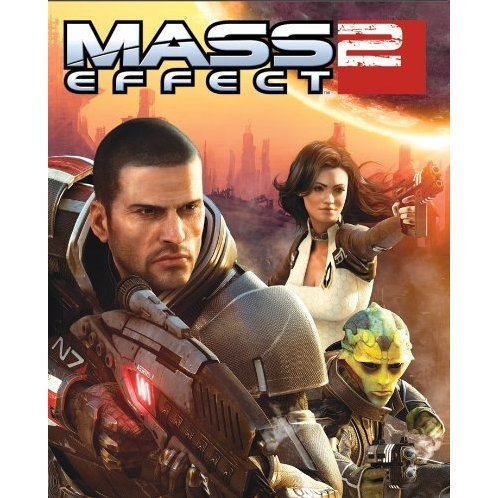 Mass Effect 2 Digital Deluxe Edition (Origin)