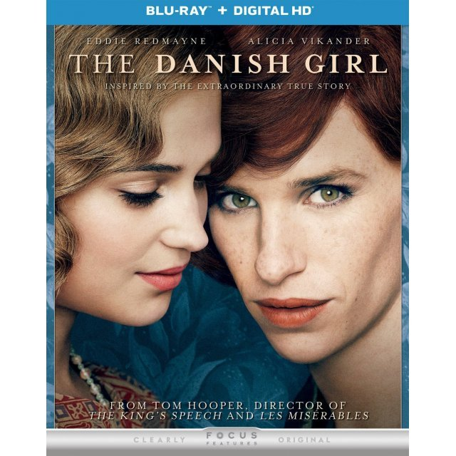 The Danish Girl [Blu-ray+Digital HD]