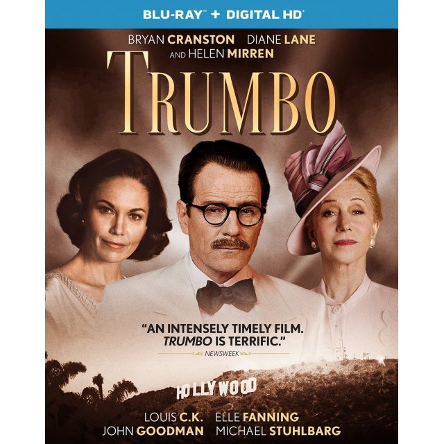 Trumbo [Blu-ray+Digital HD]
