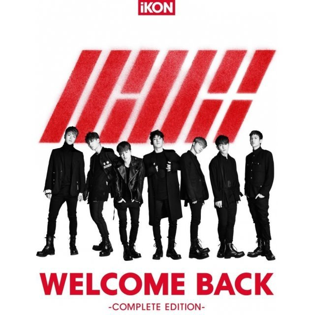 Welcome Back - Complete Edition [CD+DVD]