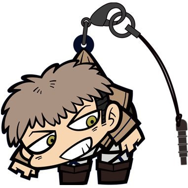 Attack on Titan Tsumamare Strap Ver. 2.0: Jean