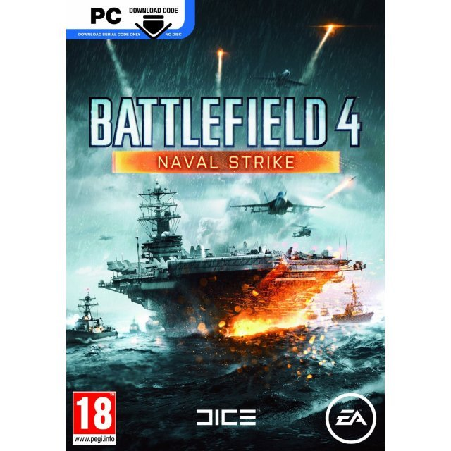Battlefield 4: Naval Strike [DLC] (Origin)