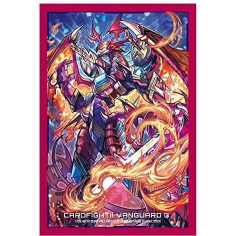 Cardfight!! Vanguard G Bushiroad Sleeve Collection Mini Vol. 202: Dragonic Overload The Legend