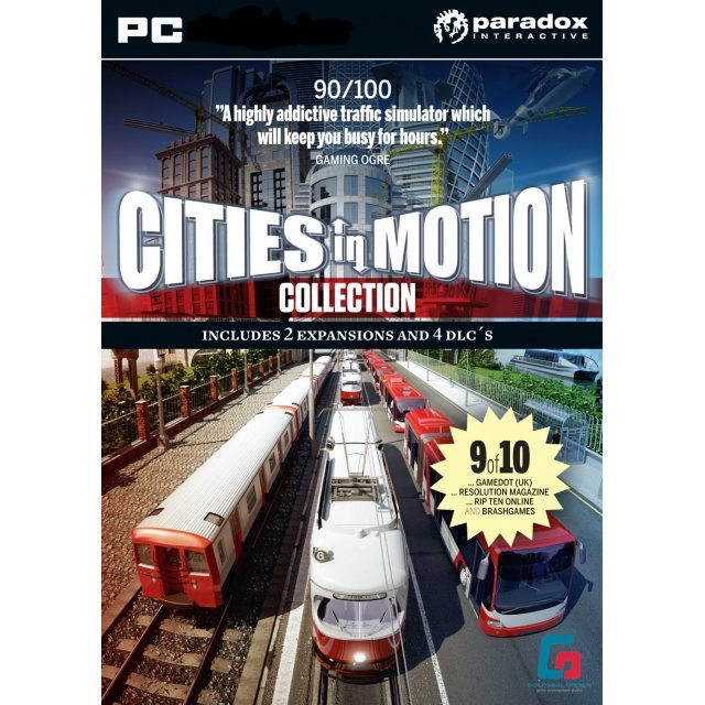 Cities in Motion Collection (Steam)