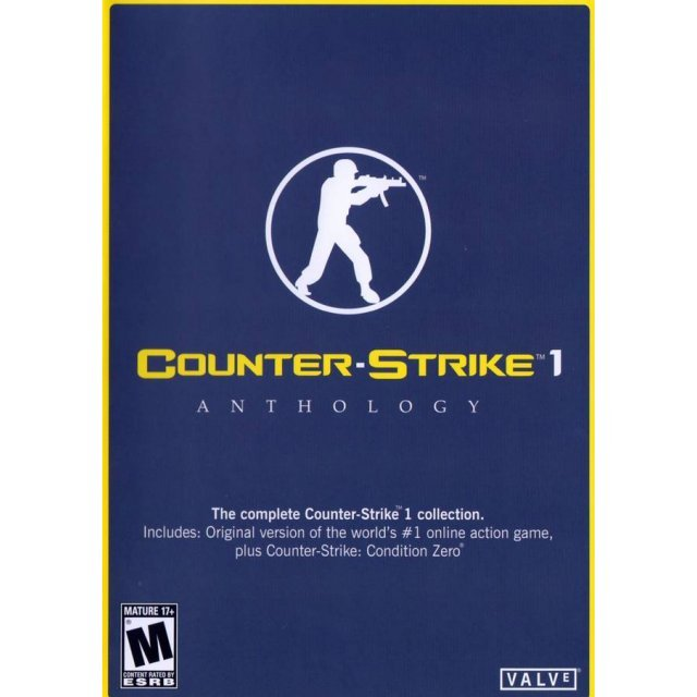 Counter-Strike 1: Anthology (Steam)