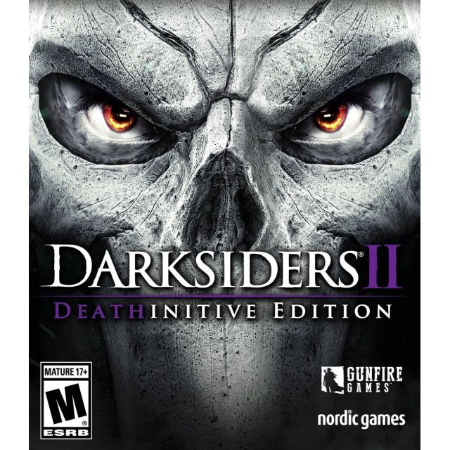 Darksiders II: Deathinitive Edition (Steam)