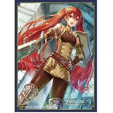 Fire Emblem Cipher Sleeve Collection No. FE27: Selena