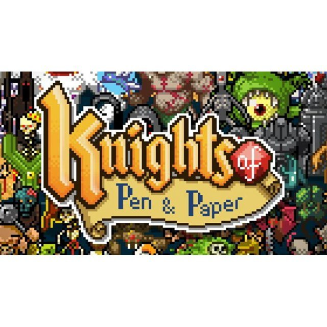 Knights of Pen and Paper