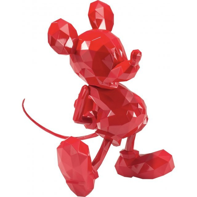 Polygo Mickey Mouse Red