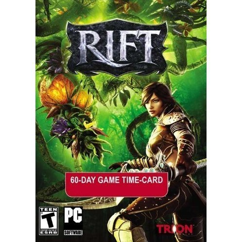Rift 60-Day Game Time Card