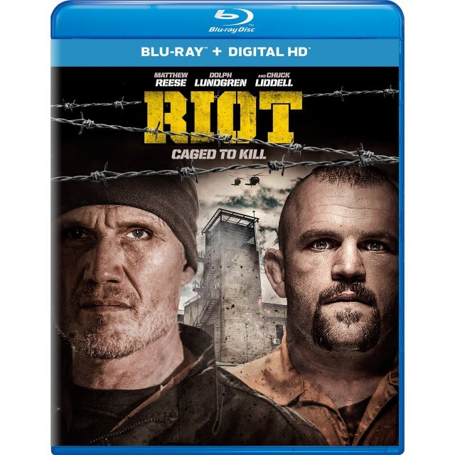 Riot [Blu-ray+Digital HD]