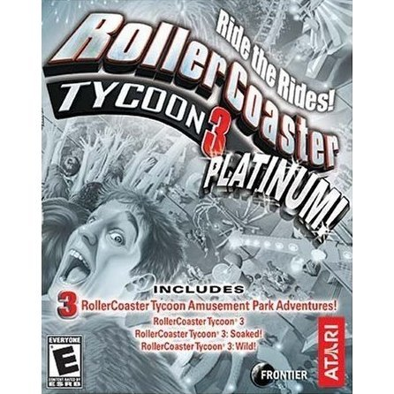RollerCoaster Tycoon 3 Platinum (Steam)