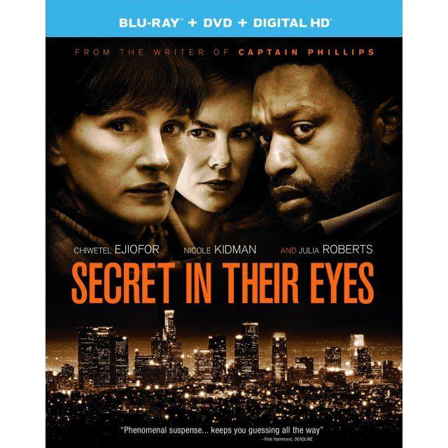Secret In Their Eyes [Blu-ray+DVD+Digital HD]