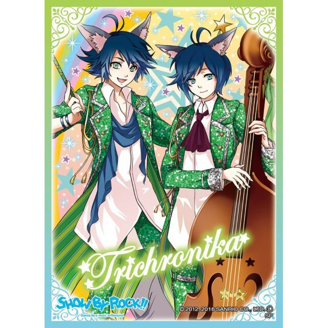 Show by Rock!! Character Sleeve: Kai & Riku