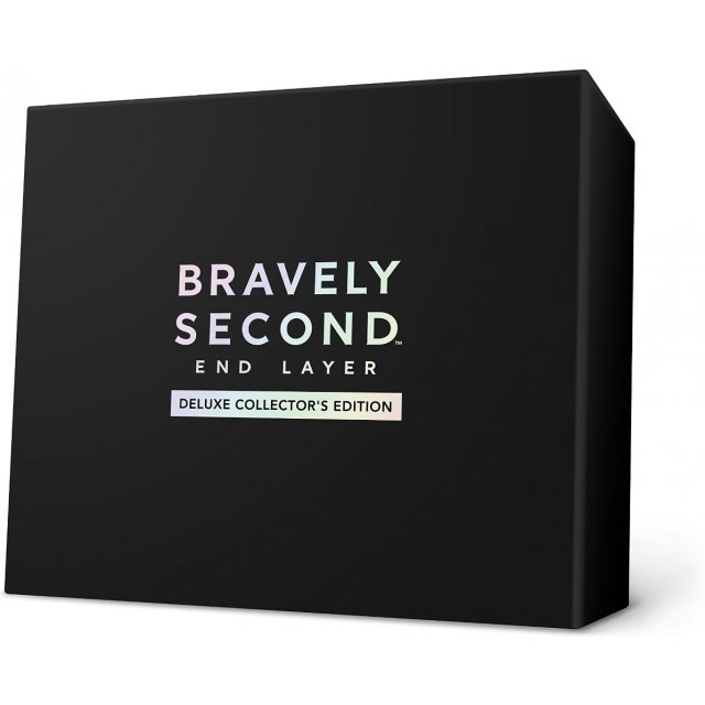 Bravely Second: End Layer (Deluxe Collector's Edition)