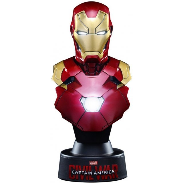 Captain America Civil War 1/6 Scale Collectible Bust: Mark XLVI