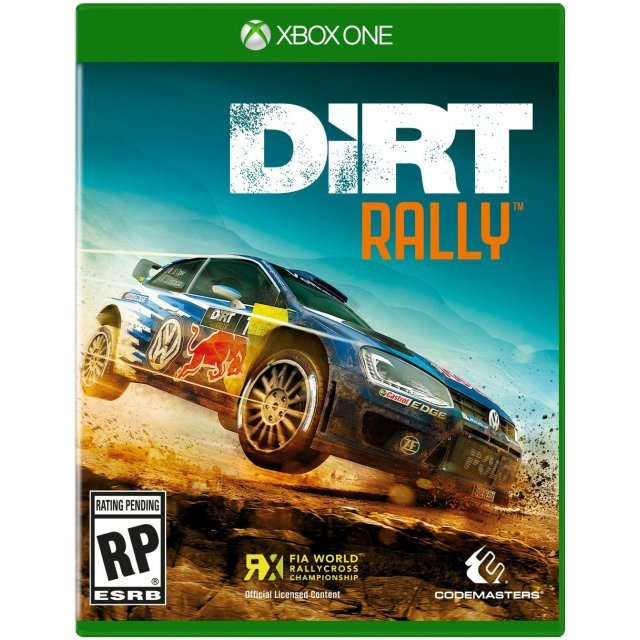 Dirt Rally (Chinese Subs)