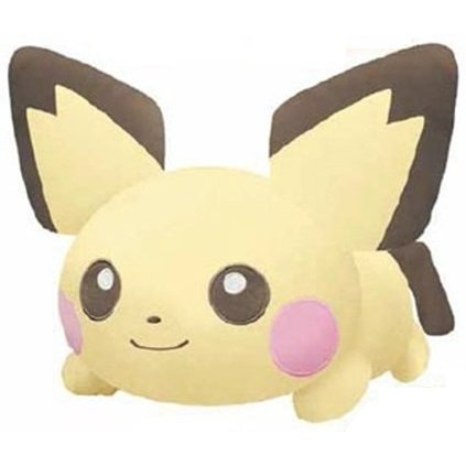 Pokemon I Love Pikachu+ Large Plush: Pichu