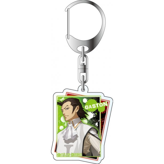 Shin Megami Tensei IV FINAL Acrylic Key Chain: Gaston