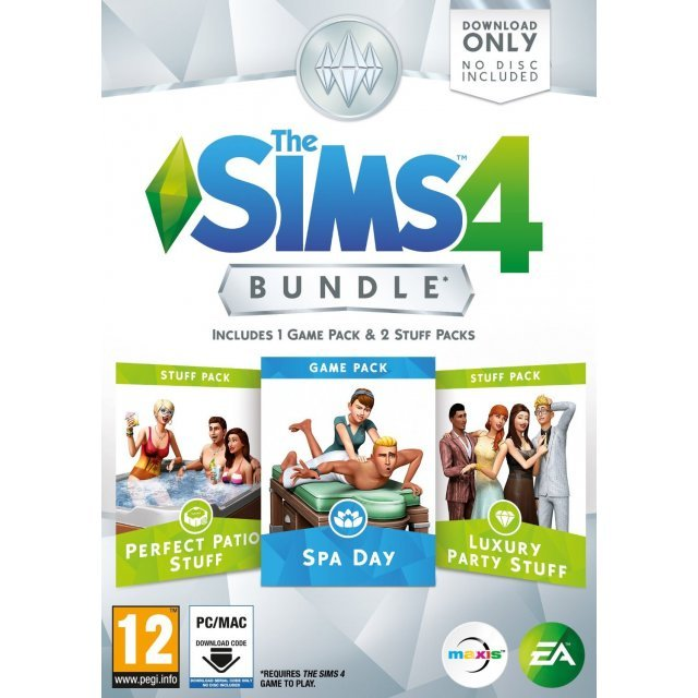 The Sims 4: Bundle Pack 1 [DLC] (Origin)