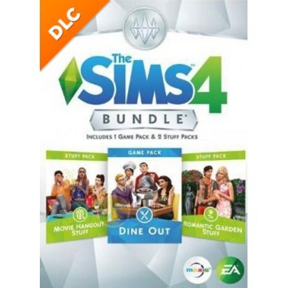 The Sims 4: Bundle Pack 3 [DLC] (Origin)