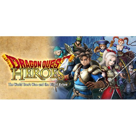 Dragon Quest Heroes: The World Tree's Woe and the Blight Below - Slime Edition (Steam)