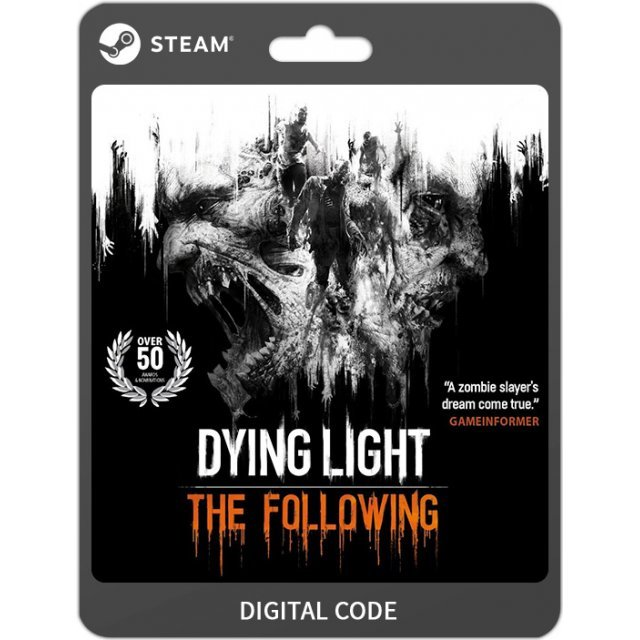 Dying Light: The Following [DLC]