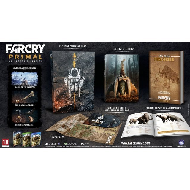 Far Cry Primal (Collector's Edition) (DVD-ROM)