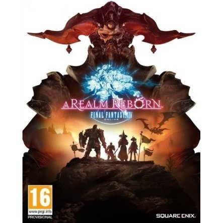 Final Fantasy XIV: A Realm Reborn + Heavensward (Collector's Edition incl. Head Start)