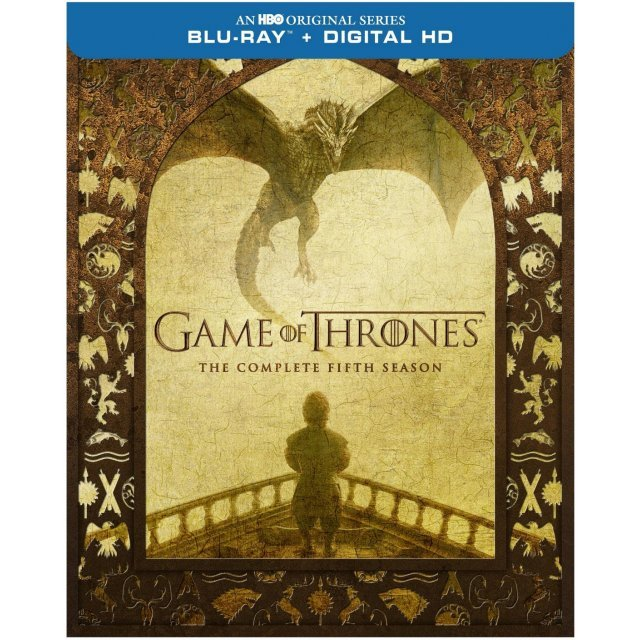 Game of Thrones: The Complete Fifth Season [Blu-ray+Digital Copy+UltraViolet]