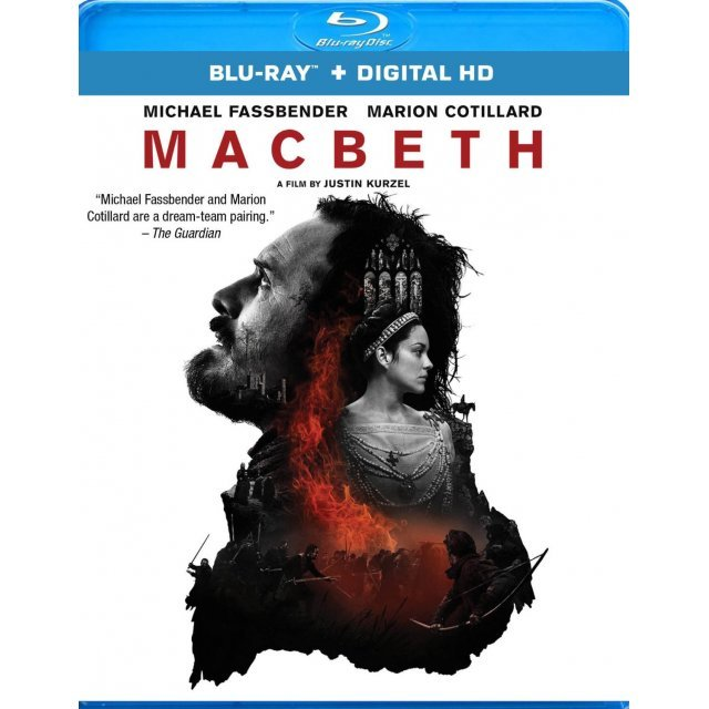 Macbeth [Blu-ray+Digital HD]