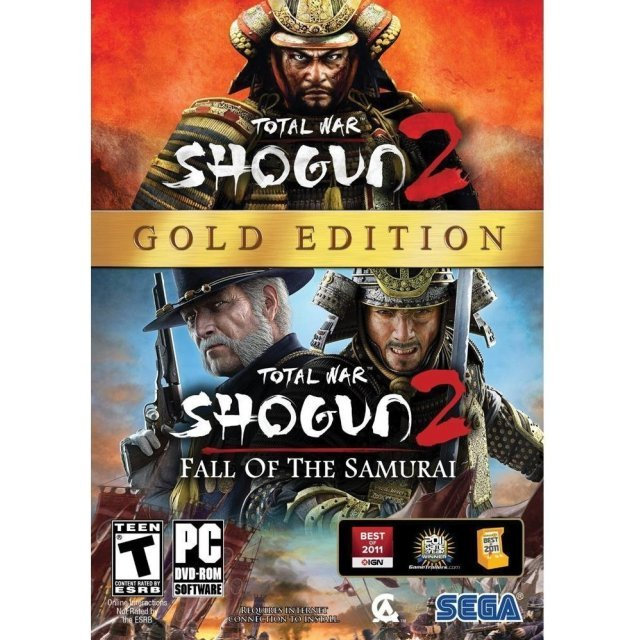 Total War: Shogun 2 (Gold Edition incl. Fall of the Samurai) (Steam)
